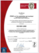 BS EN ISO 9001: 2015 i EN 9100:2018 (BVC, London)